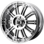 KMC XD Series XD795 Hoss Chrome