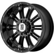 KMC XD Series XD795 Hoss Gloss Black