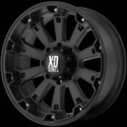 KMC XD Series XD797 Spy Gloss Black Machined