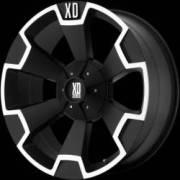 KMC XD Sereis XD803 Thump Matte Black