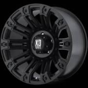 KMC XD Series XD810 Brigade Black