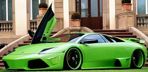 Asanti Wheels for Lamborghini