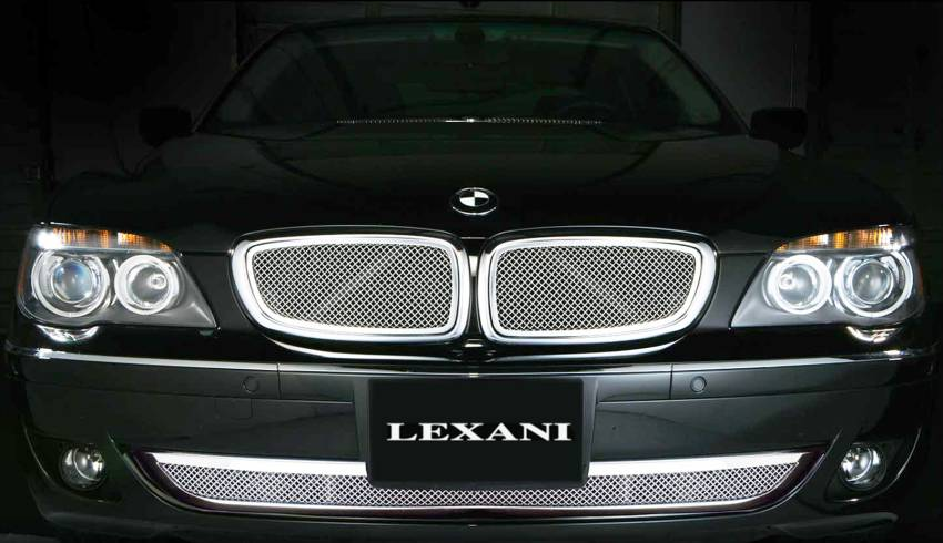 Lexani Classic Grille for 2008~2008 BMW 750