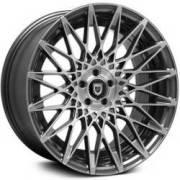 Lexani CSS-16 Gunmetal Machined Wheels