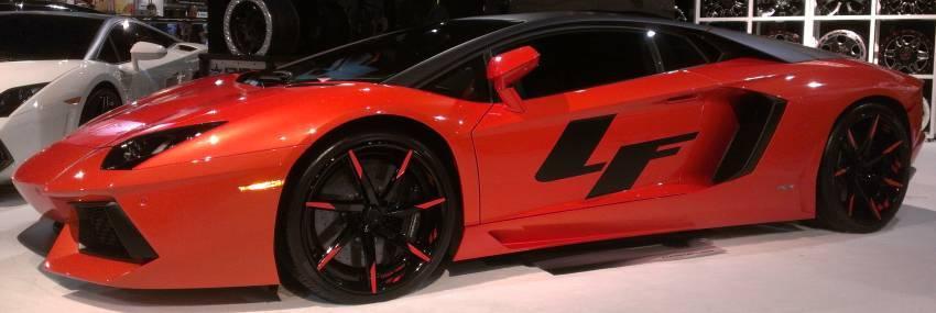 Lexani Forged Wheels for Lamborghini