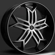 Lexani Tristo Machine Black