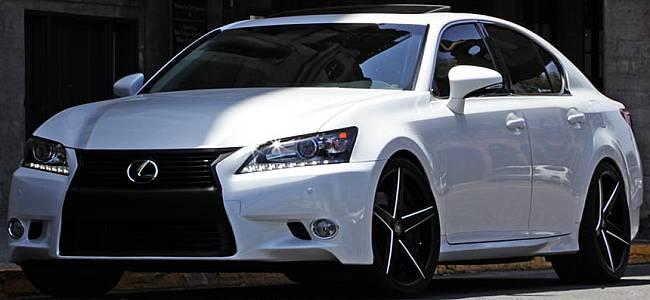 Lexani R-Four on Lexus