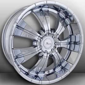 Massa MS215 Chrome Wheel 925
