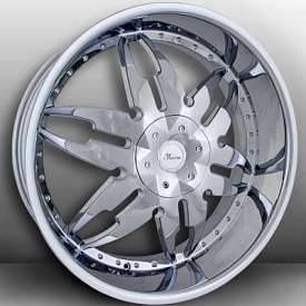 Massa MS45 Chrome Wheels 926