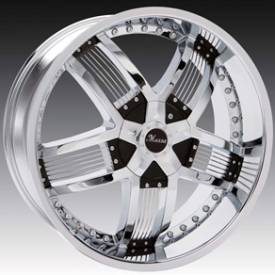 Massa MS35 Chrome Wheel 1067