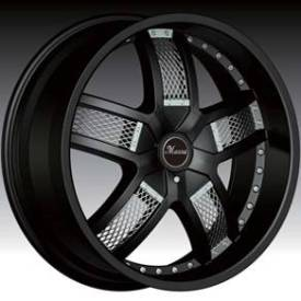 Massa MS35 Matte Blacck Wheels 1067