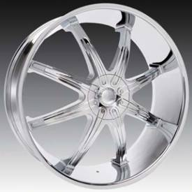Massa MS48 Chrome Wheels 472