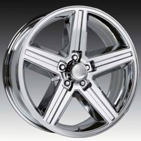 Massa MS51 Chrome Wheels 485