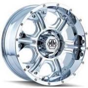 Mayhem Havoc 8020 Chrome Wheels