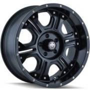 Mayhem Havoc 8020 Matte Black Wheels