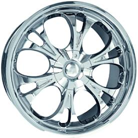24 inch Mega 715 Chrome Wheels > $1099 set!