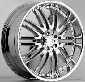 Menzari M Sport Chrome