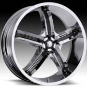 Milanni Bel Air 5 Chrome