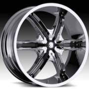 Milanni Bel Air 6 Chrome