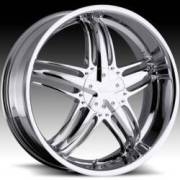 Milanni 457 Force Chrome