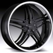 Milanni 457 Force Gloss Black SSL