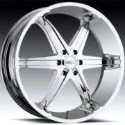 Milanni Kool Whip 6 Chrome