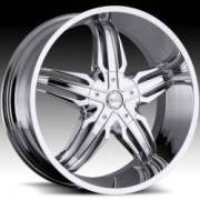 Milanni 458 Phoenix Chrome