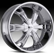 Milanni 452 Stellar Chrome