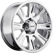 MKW M87 Chrome Wheels