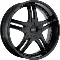 MKW M105 Black