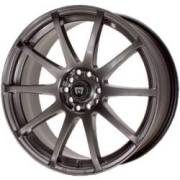 Motegi MR274 15x7 5x100/114.3 42mm Hyper Black