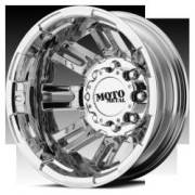 Moto Metal MO963 Rear Dually Bright PVD