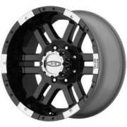Moto Metal MO951 Gloss Black Machined Wheels
