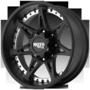 Moto Metal MO961 Matte Black Wheels