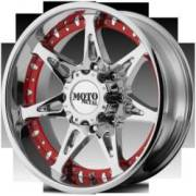Moto Metal MO961 Chrome Wheels