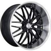 MRR GT1 Black w/Machine Lip