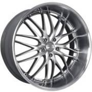 MRR GT1 Silver w/Machine Lip