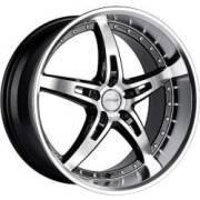 MRR GT5 Black Machined