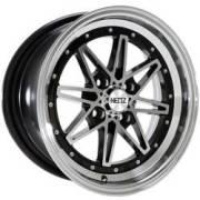 Neoz NZ5005 Machine Black Wheels