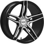 Neoz NZ5011 Neon Black Wheels