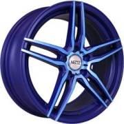 Neoz NZ011 Neon Blue Wheels