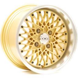 OG-San 15x8 Gold Matte