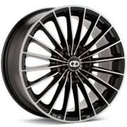 O.Z. Racing 35th Anniversary Machined Black
