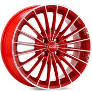 O.Z. Racing 35th Anniversary Machined Red