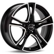 O.Z. Racing Adrenalina Machined Flat Black