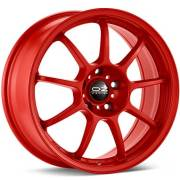 O.Z. Racing Alleggerita HLT Red