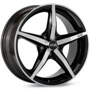 O.Z. Racing Canova Machined Black