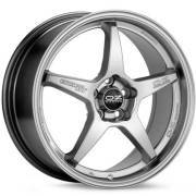 O.Z. Racing Crono HT Bright Silver