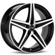 O.Z. Racing Energy Machined Flat Black