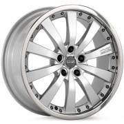 O.Z. Racing Michelangelo II Bright Silver SSL